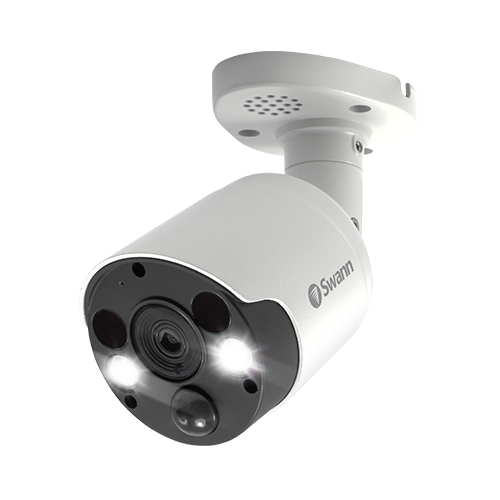 5MP Spotlight Bullet Security Camera