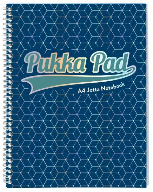 Pukka Glee Jotta A4 Dark Blue PK3