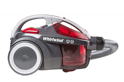 Hoover Whirlwind Bagless Cylinder Vacuum
