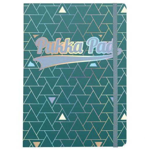 Pukka Glee Journal Green PK3