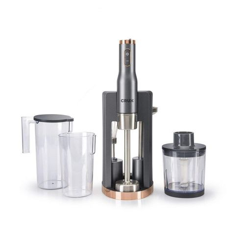 Crux 6 in 1 Hand Blender Set 800W