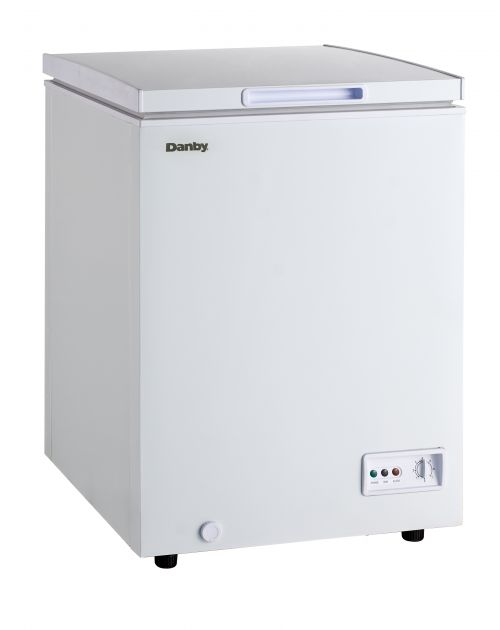 Danby 93L White Compact Chest Freezer
