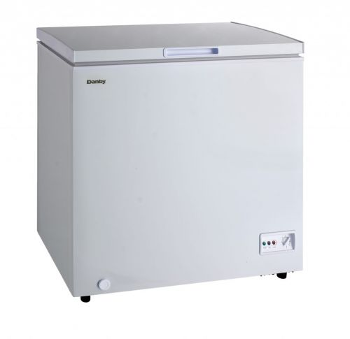 Danby 139L White Compact Chest Freezer