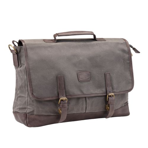 Pride and Soul VEGAs Laptop Bag 15in GY/BN