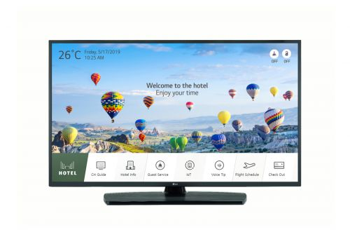 Image for 43UT661H 43in LED 4K UHD Smart Hotel TV
