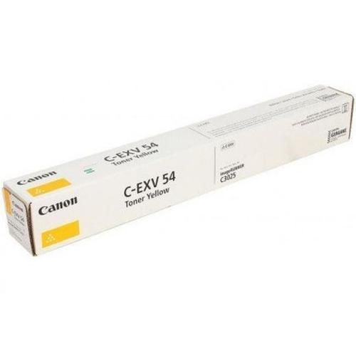 CANON 1397C002 EXV54 YELLOW TONER