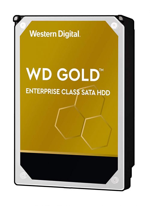 12TB Gold Enterprise SATA 3.5in Int HDD