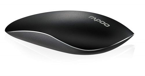 Rapoo T8 Wireless LaserTouch Black Mouse
