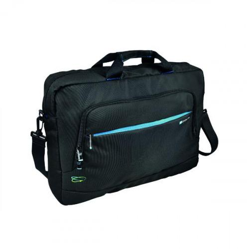 Monolith Blue Line Laptop Briefcase 17.2in