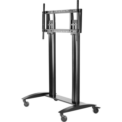 Flat Panel Cart For 55 to 98in Displays
