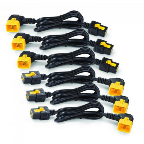 6x1.8m C19 to C20 90 Degree Power Cables
