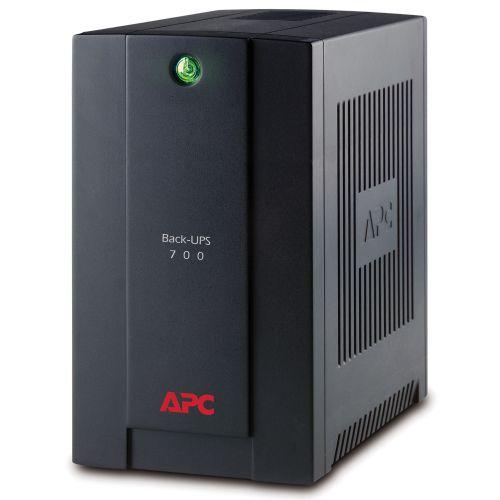 Back UPS 700VA 230V AVR 4 x IEC Sockets