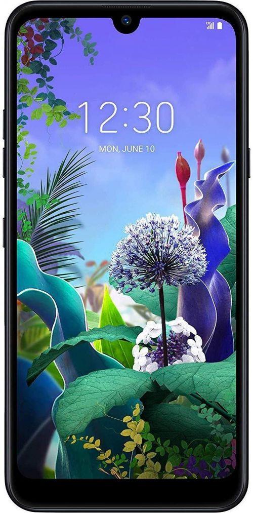 LG Q60 Black Mobile Phone