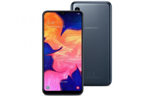 Samsung A10 Black