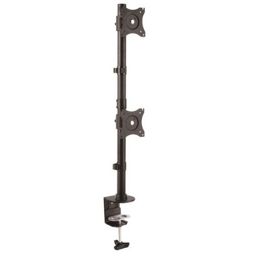 Up to 37in Vertical Dual Monitor Mount