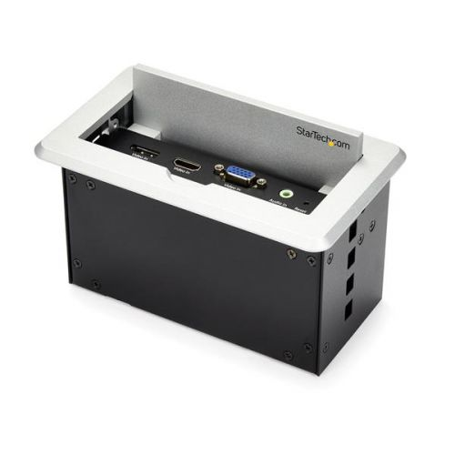 Conference Table Connectivity Box for AV