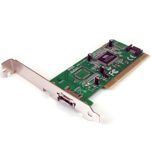 eSATA SATA PCI SATA Controller Card LP