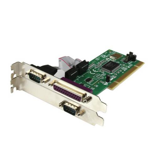 2S1P PCI Serial Parallel Combo Card UART