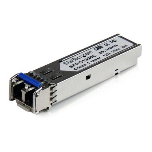 1.25 Gbps GB SM LC Fiber SFP DDM 20km