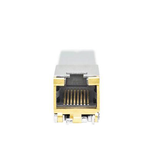 10GBaseT SFP Plus Transceiver 10G Copper