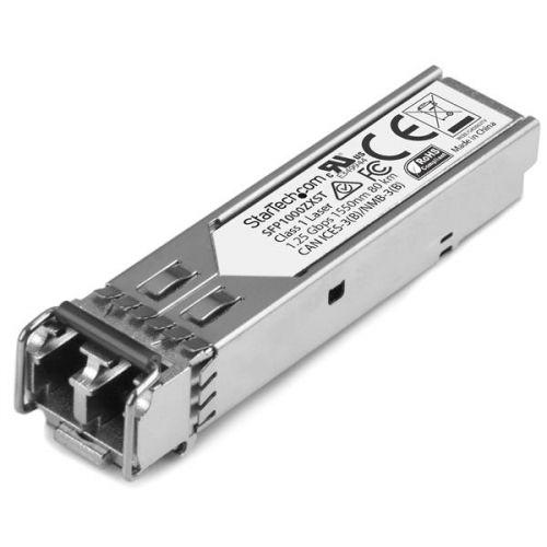 1000BaseZX SFP Transceiver SM 80 km