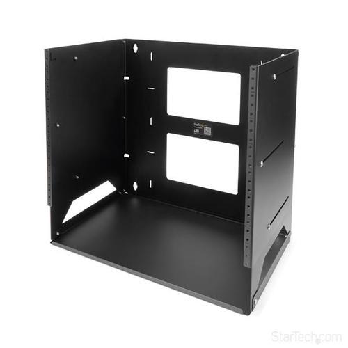 8U Wall Mount Server Rack with Shelf