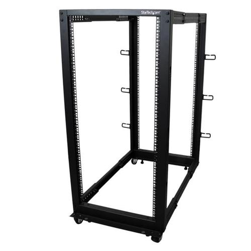 25U Depth 4 Open Frame Post Server Rack