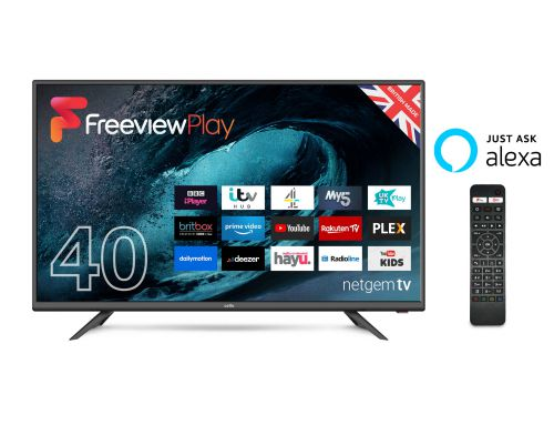 Image for Cello C40FVP 40in Smart FHD LED TV