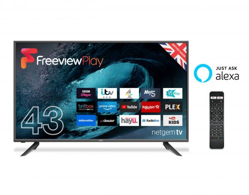 Image for Cello C43FVP 43in Smart FHD LED TV