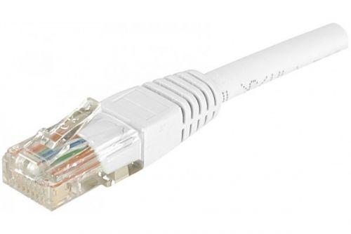 15m RJ45 UUTP Cat6 White Patch Cable