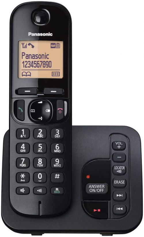 DECT Phone TAM and Call Blocking Single