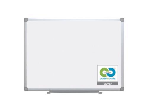 Earth Magnetic Steel 900x600mm Aluminium Frame