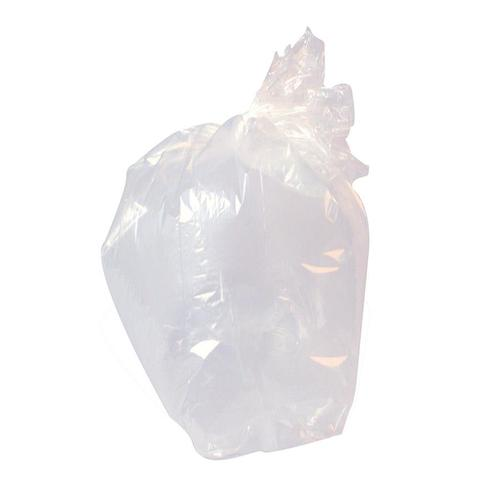 ValueX Refuse Sack 15kg Clear (Pack 100)