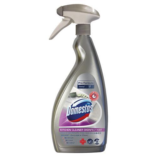 Domestos Kit Disinfectant 750ml PK6