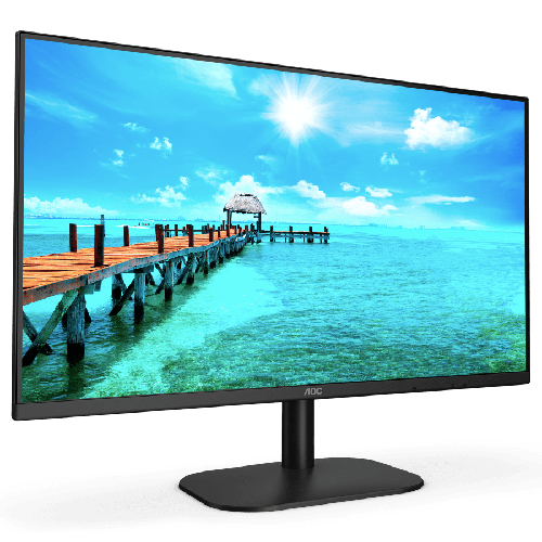 AOC 27B2H 27in IPS FHD HDMI VGA Monitor
