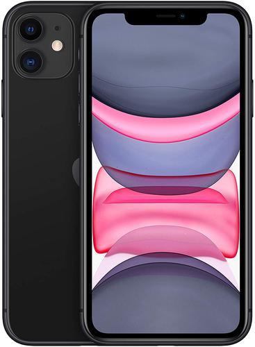 iPhone 11 128GB Dual SIM Black