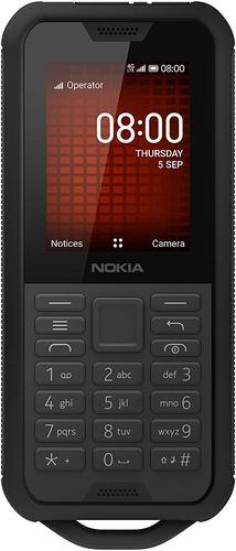 Nokia 800 Tough Black 2.4in Phone