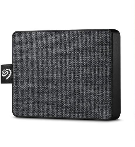 500GB One Touch SSD USB3 Black Ext SSD