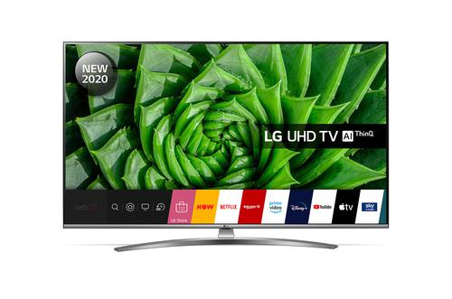 43in UN81006 4K UHD HDR Smart LED TV