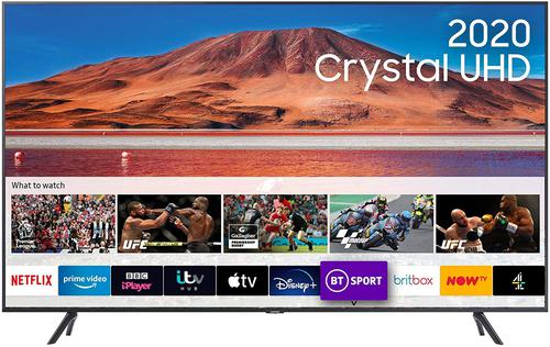 50 inch Series 7 Ultra HD HDR Smart TV