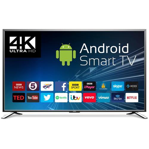 86in 4K UHD Smart LED TV 4xHDMI 2xUSB