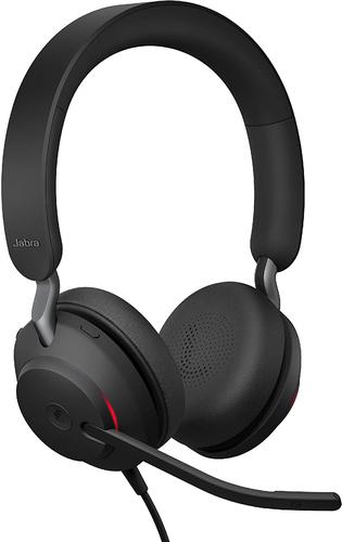 Evolve2 40 Wired Stereo Headset USB A