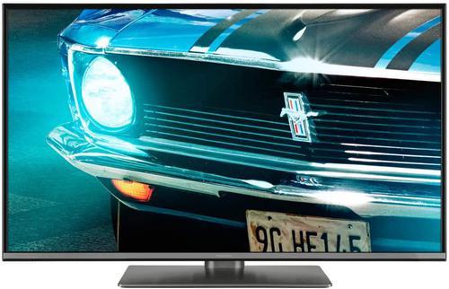 43in FHD Smart LED Black TV 2xHDMI 1xUSB