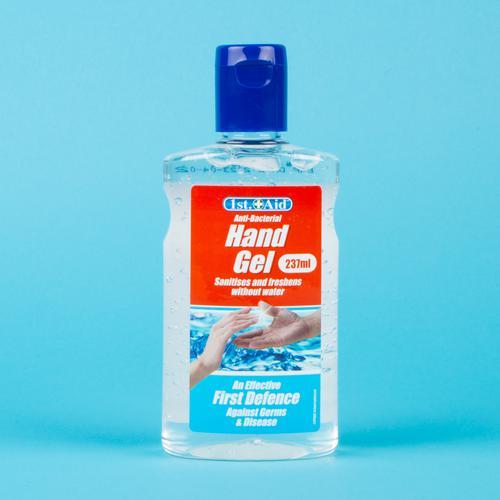 1st Aid Sanitiser 237ml PK24