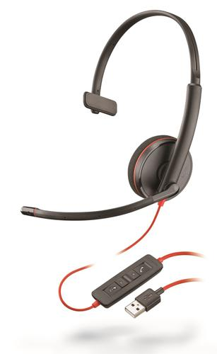 Poly Blackwire C3210 USB Headset