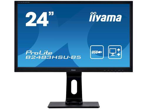 B2483HSUB5 24in FHD LED Monitor