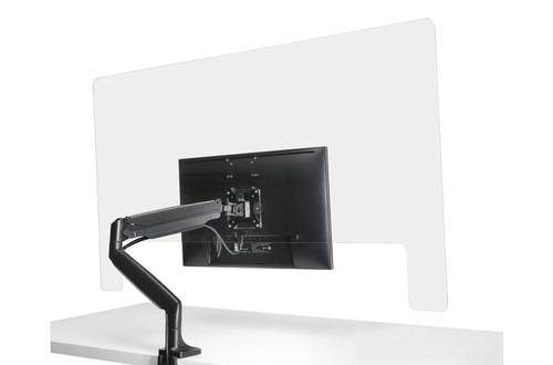 Kensington KGuard Monitor Mounted Desk Screen