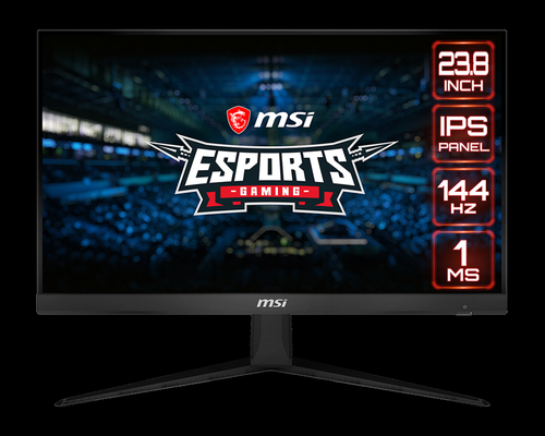 MSI Optix G241 24in IPS Curve Monitor