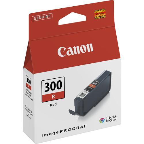 CANON 4199C001 PFI300R RED
