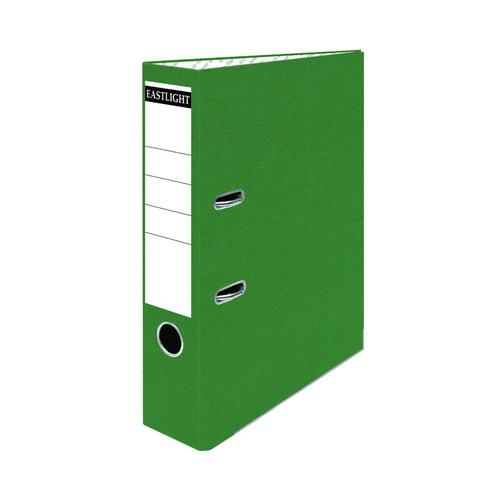 ValueX Lever Arch File Paper on Board A4 70mm Spine Width Green